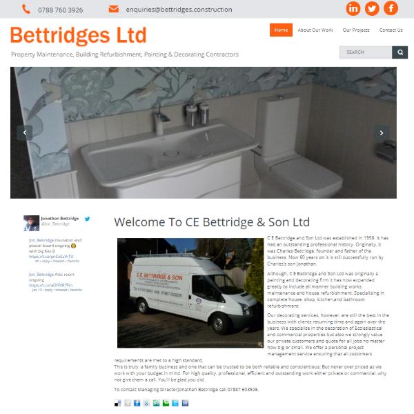 Bettridges Ltd