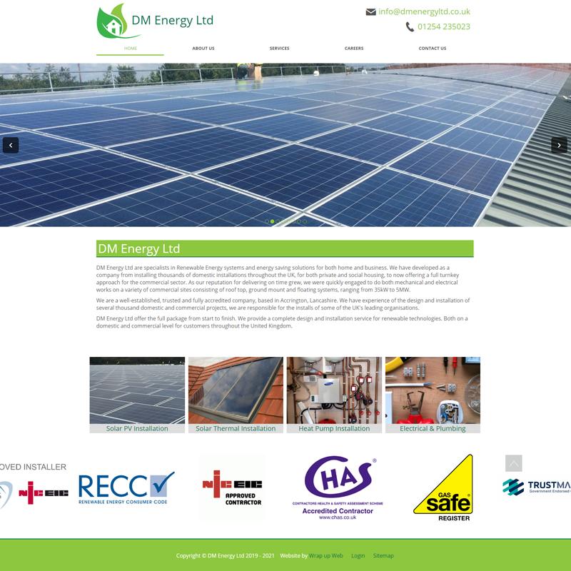 DM Energy Ltd