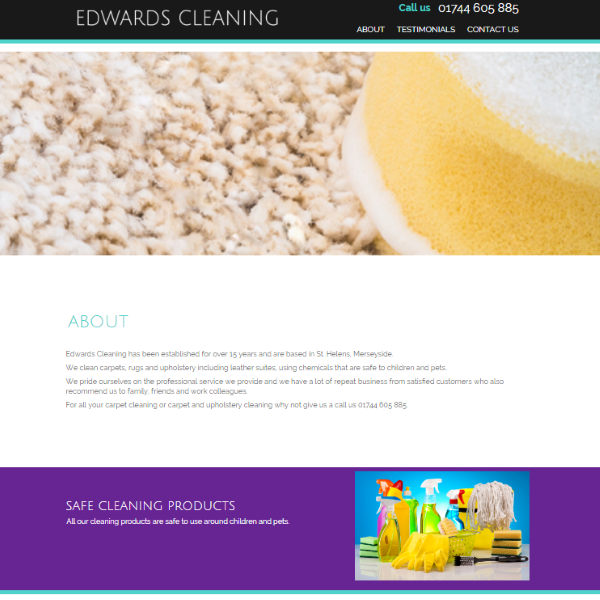 Edwards Cleaning