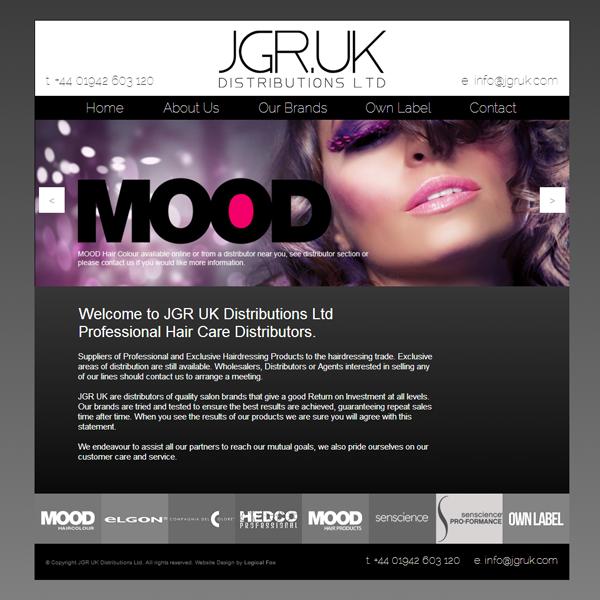 JGR Distributers UK