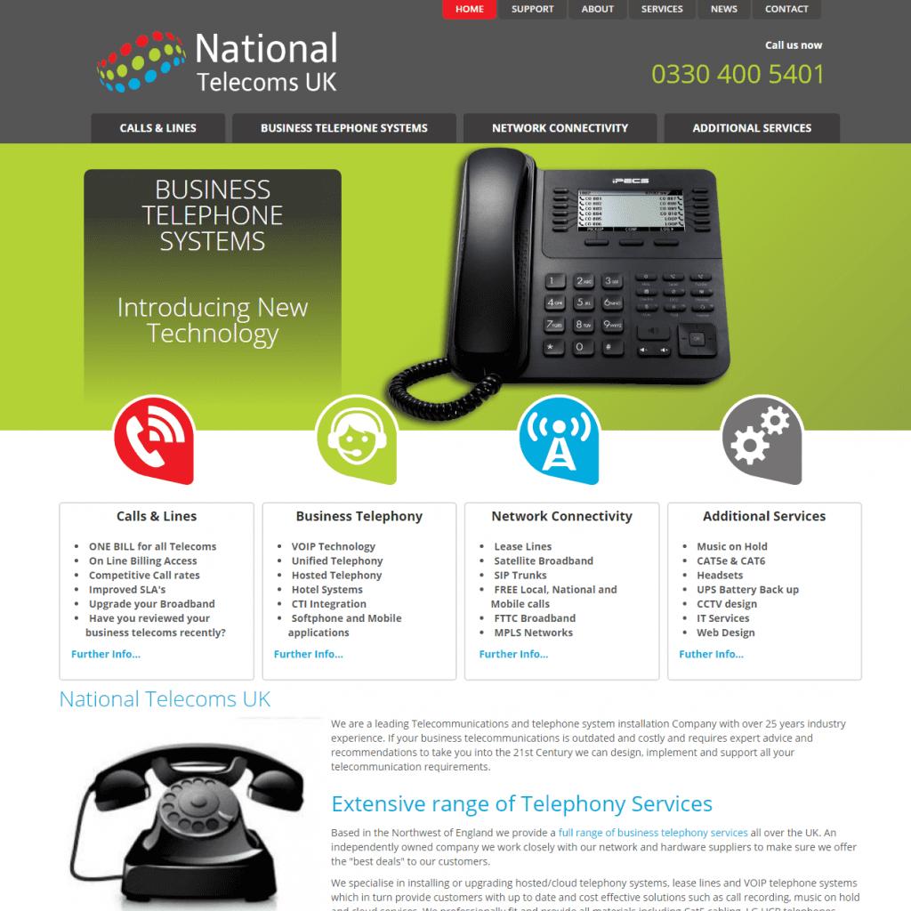 National Telecoms UK
