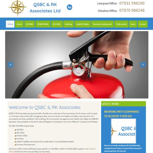 QSBC & RK Associates Ltd