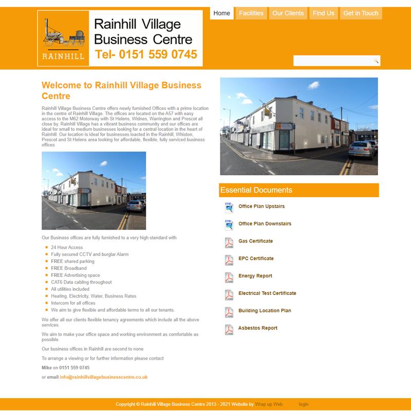 Rainhill Village Business Centre