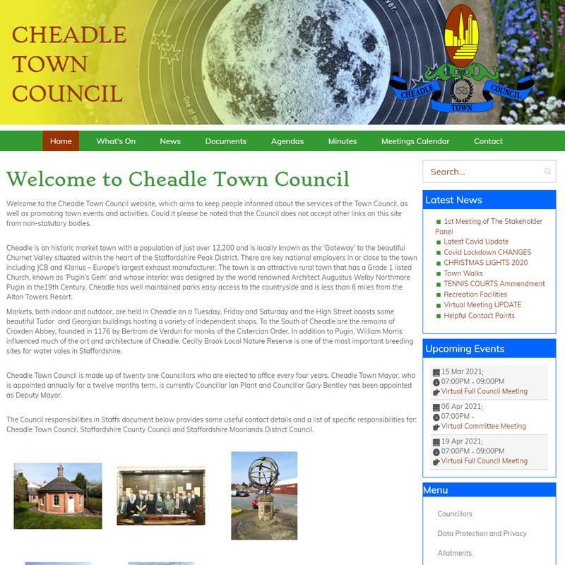 Cheadle Town Council